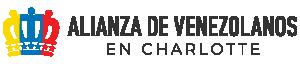 Alianza de Venezolanos en Charlotte Logo
